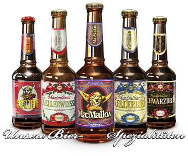 Thorbräu Bier Biersorten Beer Bottles Mac Mallow Celtic